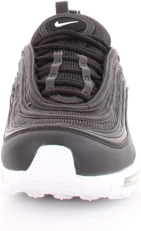 Nike Herren Air Max 97 Gymnastikschuhe, Schwarz Schwarz Black White 001