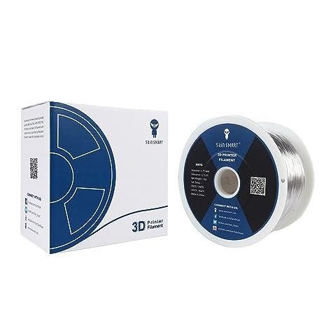 SainSmart PETG impresoras 3d filamento, 1,75 mm, 1 kg/1,75 ...