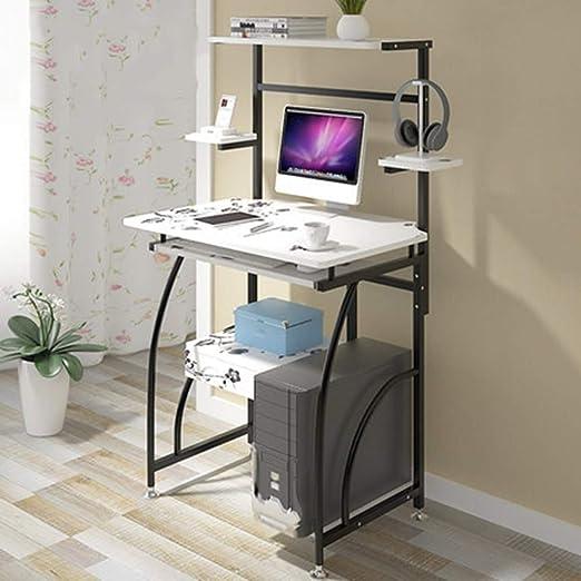 Amazon.com: QYJH-Desktop Computer Desk-Multifunctional Desk-Mini