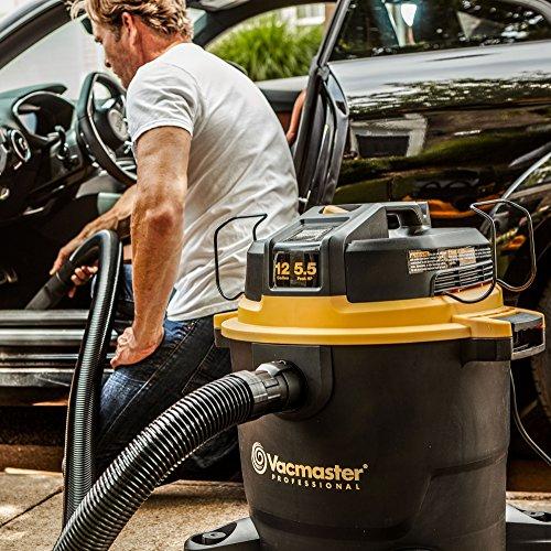 Vacmaster VJH1211PF 0201 Beast Professional Series Wet/Dry Vacuum by Vacmaster (Image #2)