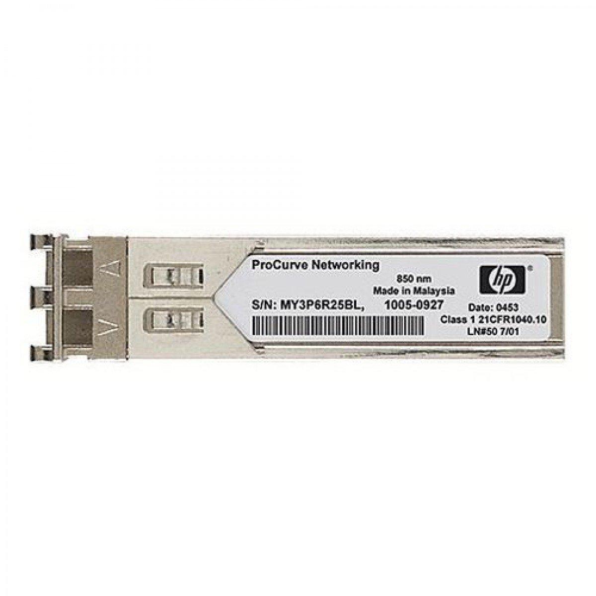 Hewlett-Packard ProCurve J4859C Gigabit LX-LC Mini GBIC Transceiver Module