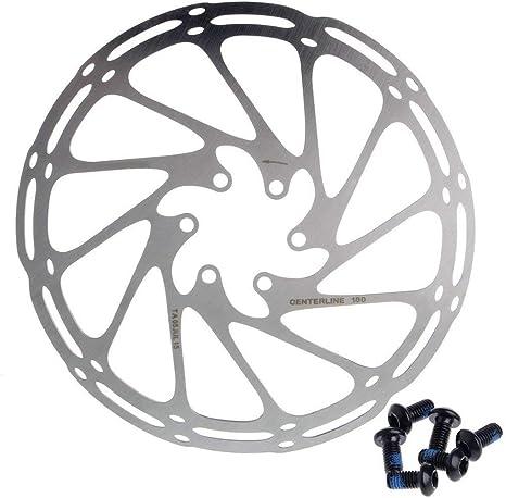 Disco de freno flotante de 6 pernos de aleación de aluminio Disco de freno de disco