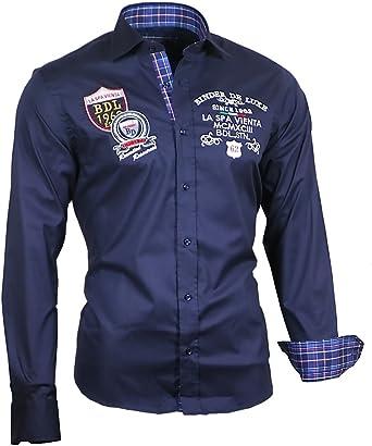 Louis Binder de Luxe - Camisa Casual - para Hombre