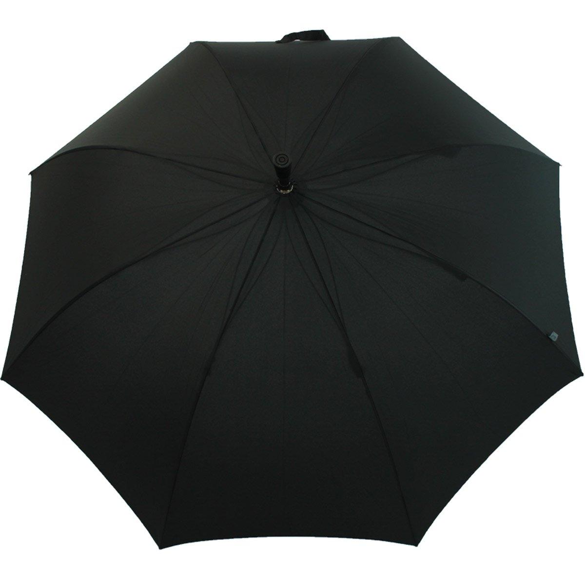 hauteur reglable Parapluie bequille noir pour homme