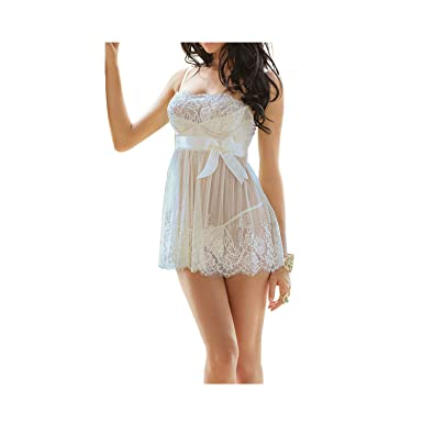 Amazon.com: Lingerie Sexy Hot Erotic Ropa interior para ...