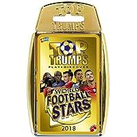 Top Trumps 003586 World Football Stars Card Game