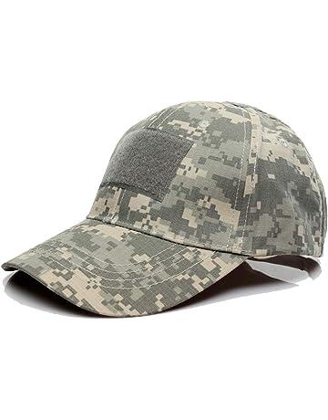 QMFIVE Sombrero Aire Libre del Sombrero de la Protección Solar para el  acampamento Táctico de la 8179cc53cd2