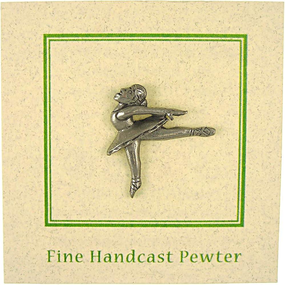 Jim Clift Design Dancer Lapel Pin