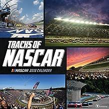 2018 Tracks of NASCAR Wall Calendar