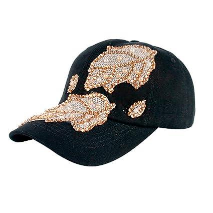 4f16c6f0906 Amazon.com   Cleartance Hip Hop Flat Hat