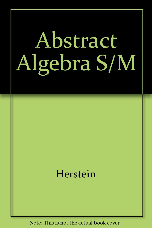 abstract algebra herstein homework solutions