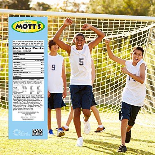 Review Mott's Medleys Fruit Snacks,
