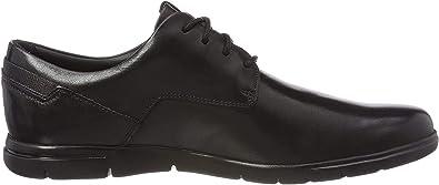 TALLA 46 EU. Clarks Vennor Walk, Zapatos de Cordones Derby para Hombre