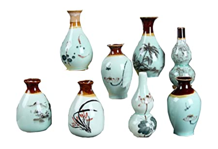 ZM Pure Hand-painted Ceramic Vase Celadon Flower Plug Crafts Office Wholesale Decorative Vases Uk on decorative bags wholesale, decorative tin containers wholesale, decorative pens wholesale, decorative pots wholesale, decorative plastic buckets wholesale, decorative glass bottles, decorative signs wholesale, decorative flags wholesale, jewelry wholesale, figurines wholesale, decorative mirrors wholesale, decorative pillows wholesale, decorative purses wholesale, decorative boxes wholesale, decorative jars, baskets wholesale, martini glasses wholesale,
