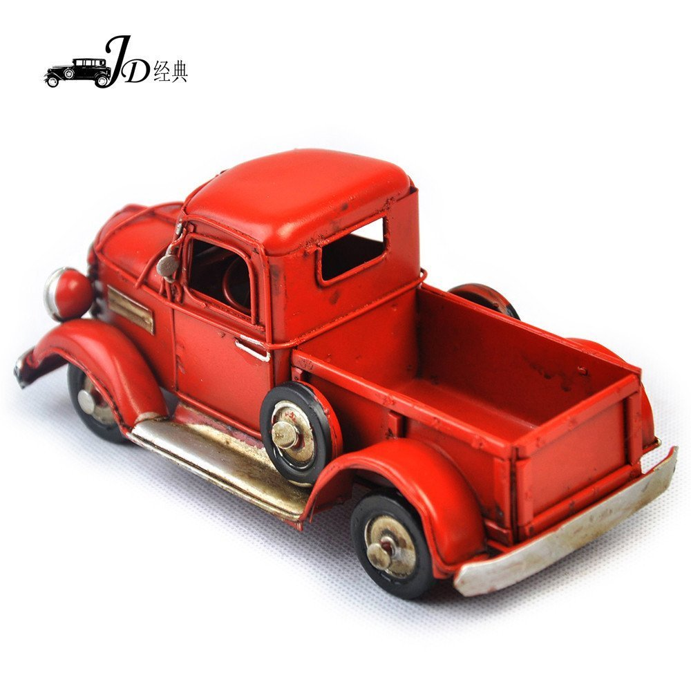 Amazon.com: My Box Vintage / Retro Handicraft- Metal Old Cars ...