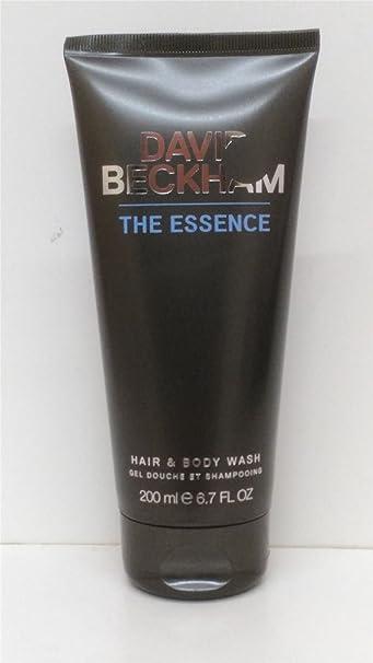 Amazon Com David Beckham The Essence Hair Body Wash Triple Pack