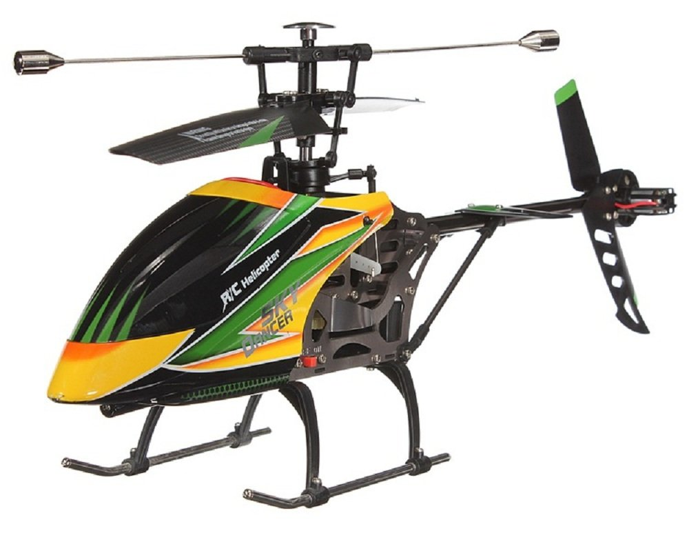 WL V912 Helicopter Review -Single Blade RC Helicopter 6
