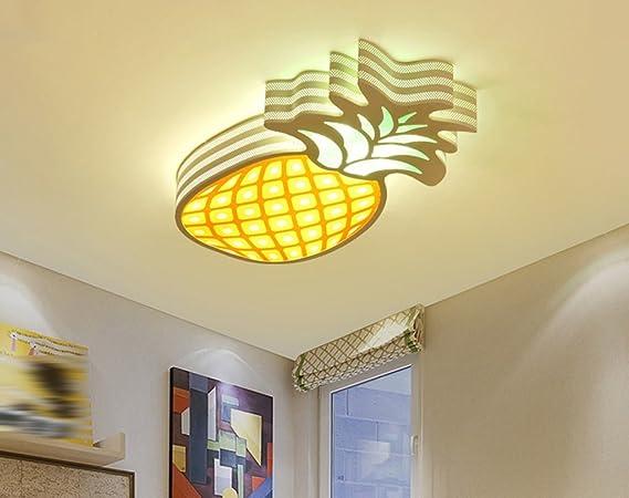 Illuminazione Camera Dei Ragazzi : Hjhy lampada da soffitto a led luci per camera dei bambini luci