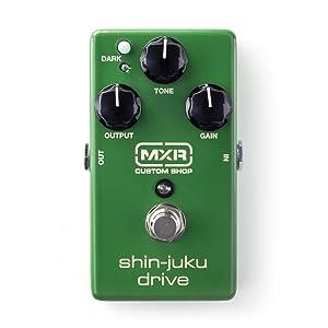 MXR Custom Shop CSP035 shin-juku drive