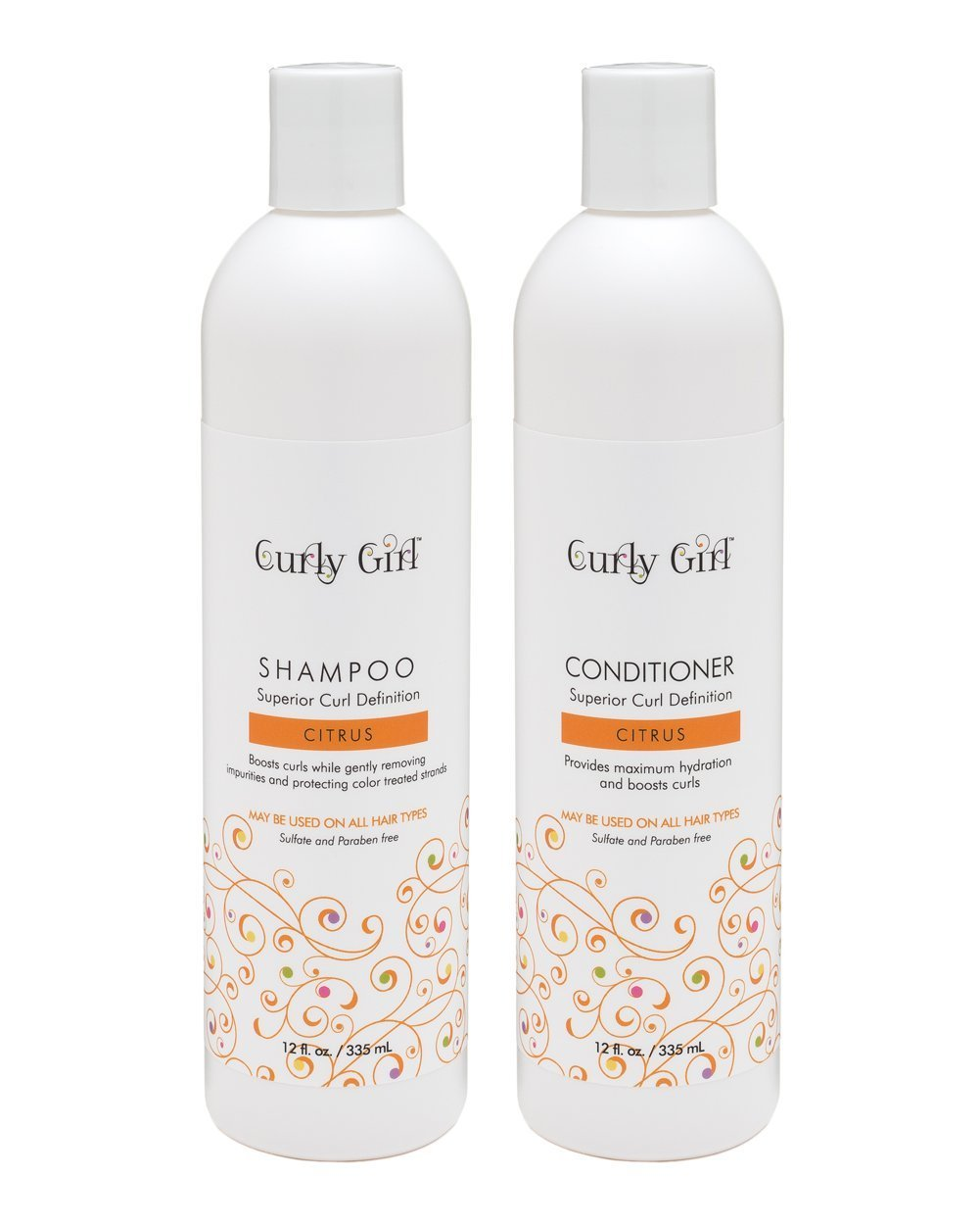 Amazon.com : Curly Girl, Curl Definition Sulfate & Paraben