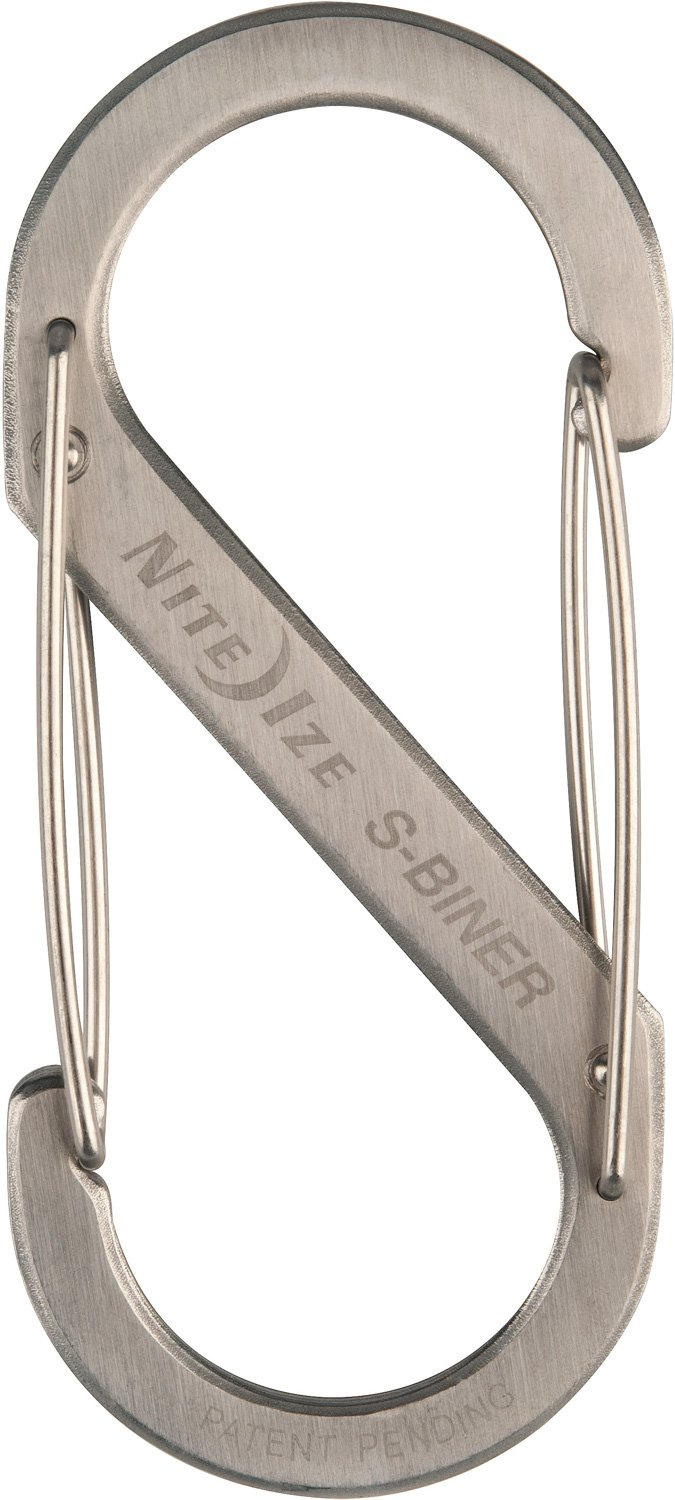 Stainless S-Biner
