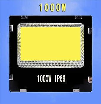 Proyectores Led Exterior, Super Brillante Foco Proyector LED Al ...