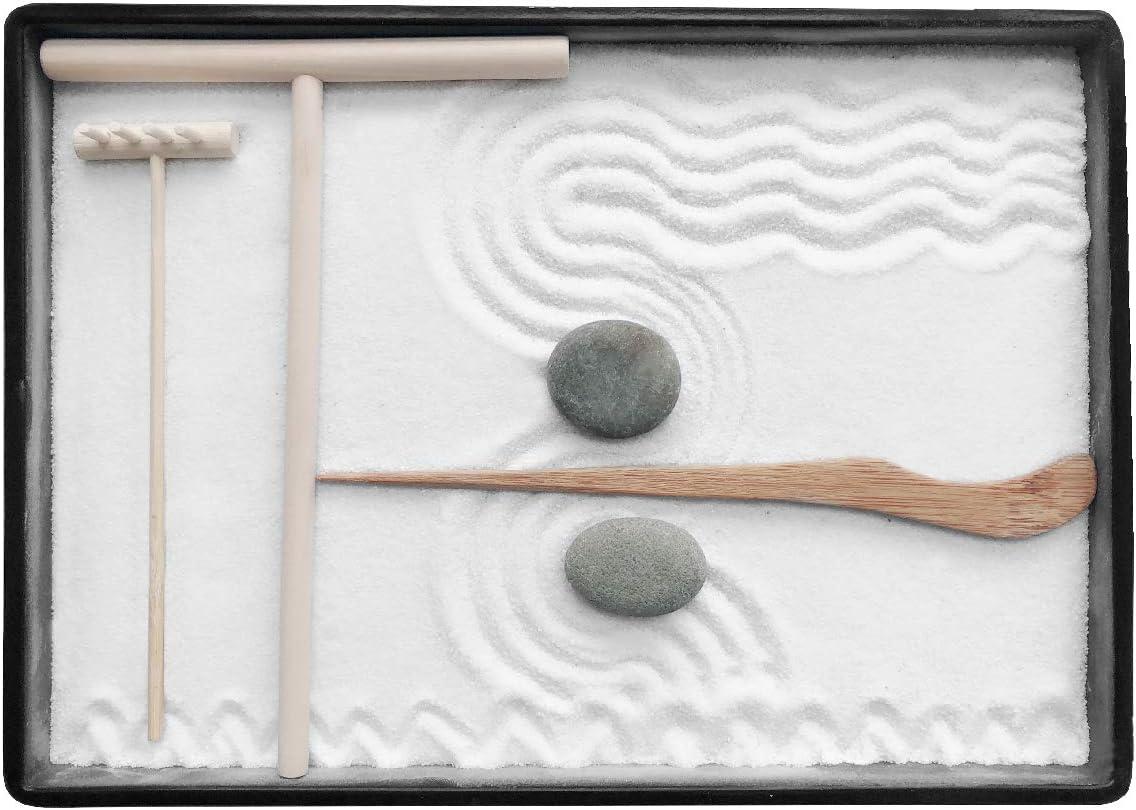 ICNBUYS Mini Zen Garden Classic