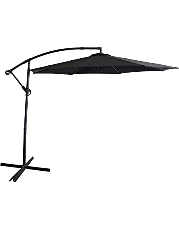 4f48d2b2a Home Detail Cantilever Hanging Garden Banana Parasol in Range of Sizes &  Colours