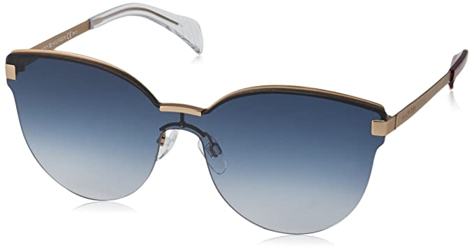 63a0b9dd Image Unavailable. Image not available for. Color: Tommy Hilfiger Women's  Th1378s Cateye Sunglasses ...