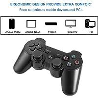 KinshopS Manette de Jeu Classique pour Sony PS3