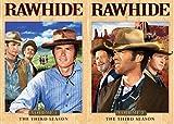 Rawhide: The Complete Season 3 - Volumes 1 & 2
