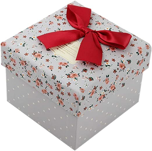 Shuda Caja de Regalo Caja de Dulces Repostería Decoración Cajas ...
