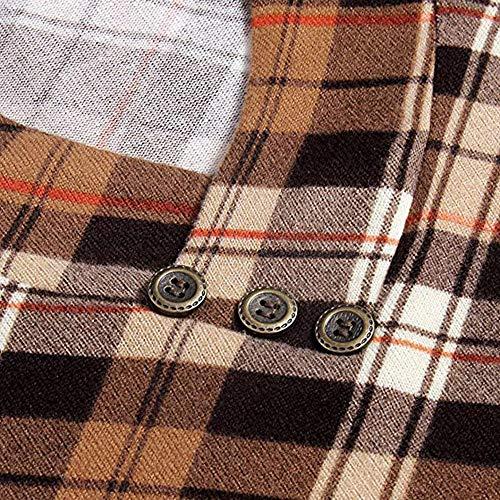 Con Lana Deportiva Sudadera Riou Chaqueta Capucha Caliente Abrigo Mujeres Invierno Algodón Casual Outwear Patchwork De Cremallera Coffee Las 6azwEw