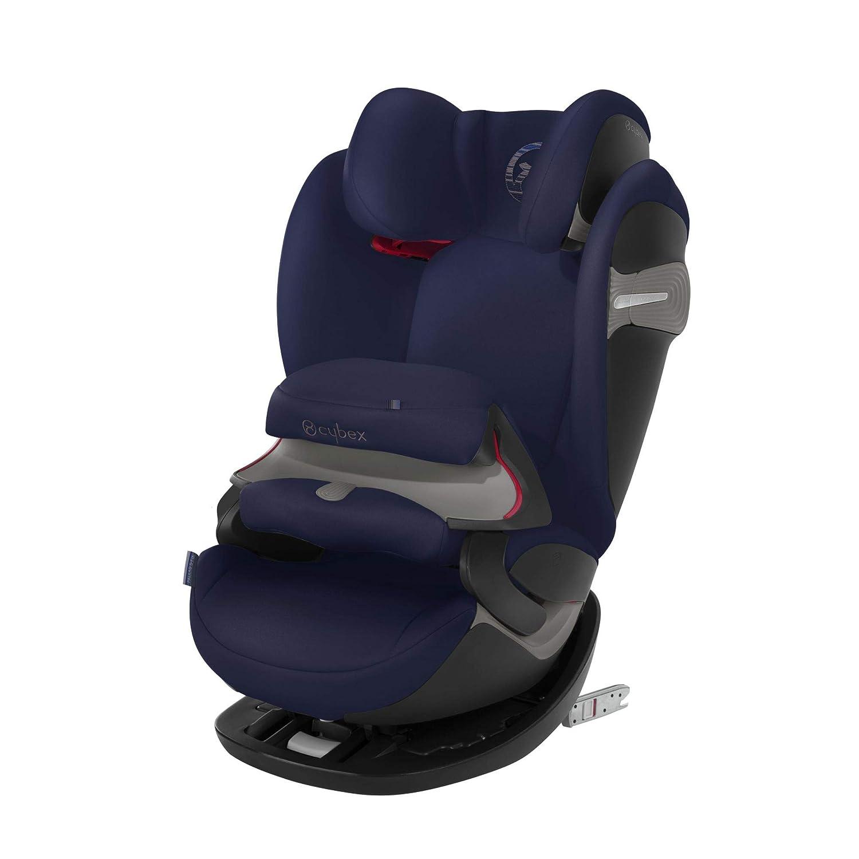CYBEX Pallas M-Fix, Toddler Car Seat, Stardust Black - Black 517000173