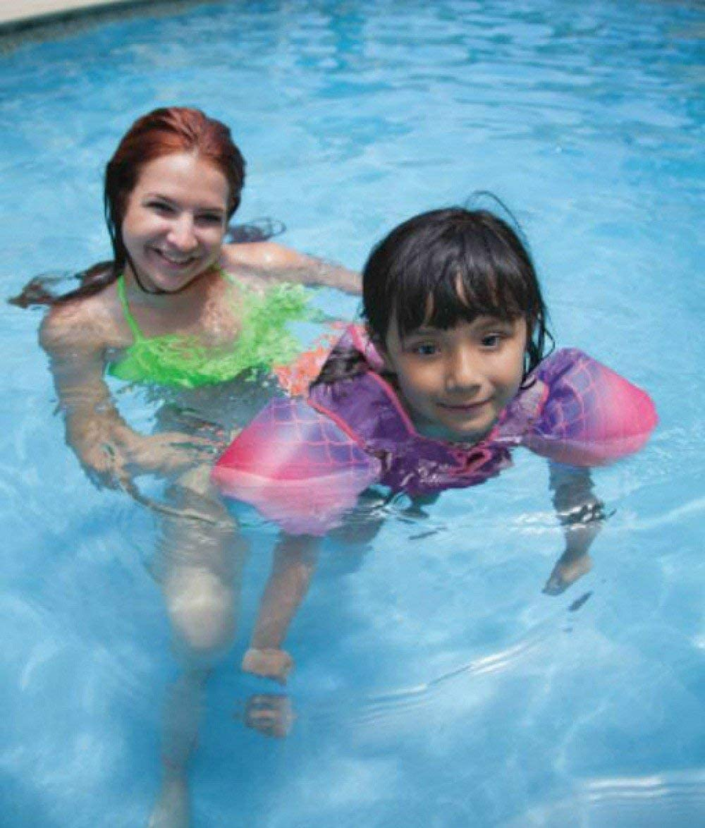 Body Glove Paddle Pals Learn to Swim Life Jacket Fish