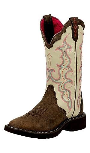 Justin Boots Women's Gypsy L2919 Barnwood Brown Gypsy 7 B