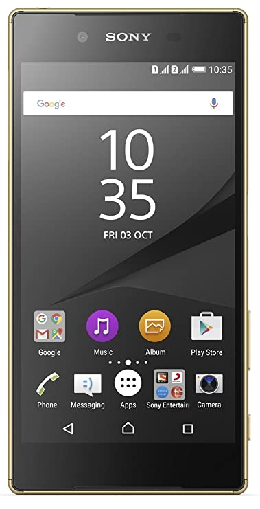 Sony Xperia Z5 Dual  Gold  Smartphones