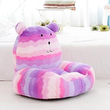 Vercart Super Cute Kids Plush Toy Bean Bag Chair Seat For Children Animal Soft Sofa