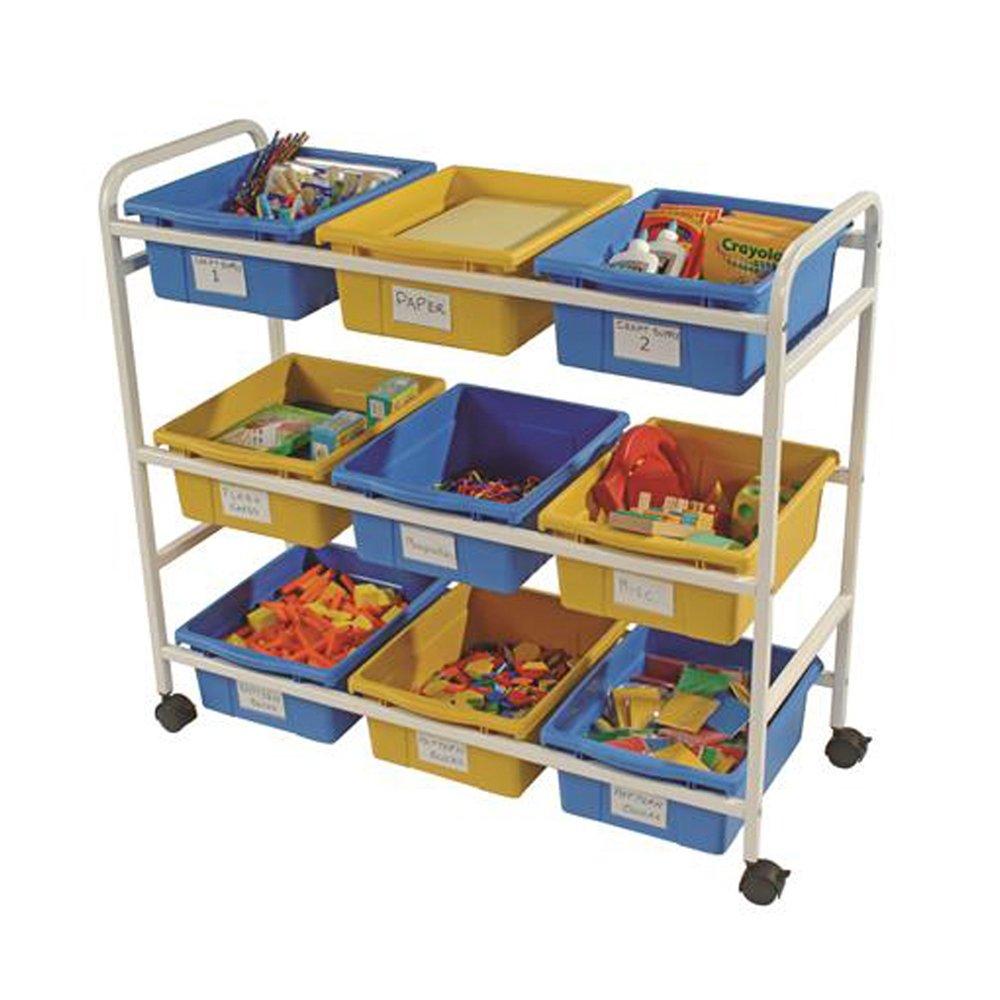 Copernicus School Classroom Office Multi-Purpose Cart