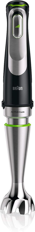 Braun MQ9037X Multiquick 9 ACTIVEBlade Technology Hand Blender Renewed