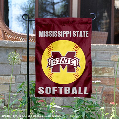 College Flags and Banners Co. Mississippi State Bulldogs Sof