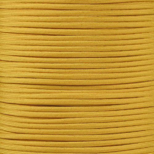 paracord-planet-550-cord-type-iii-7-strand-paracord-100-foot-hank-yellow