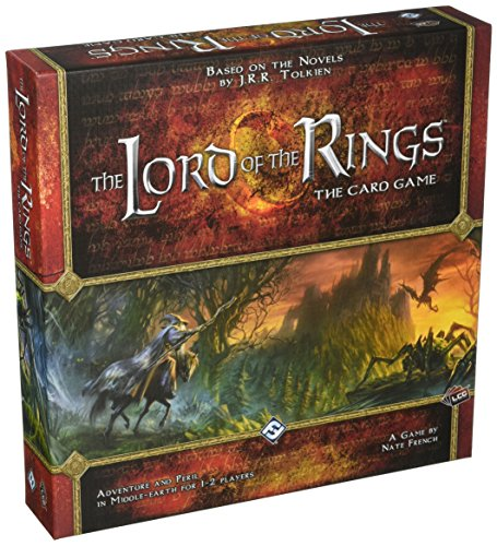 Lord of the Rings: The Card Game (Lord Of The Rings Tcg Card List)