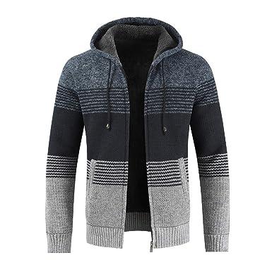 Herren Trainingsanzug Softshell Windbreaker Outdoor Jacke Kapuzen Zipper Hoodies