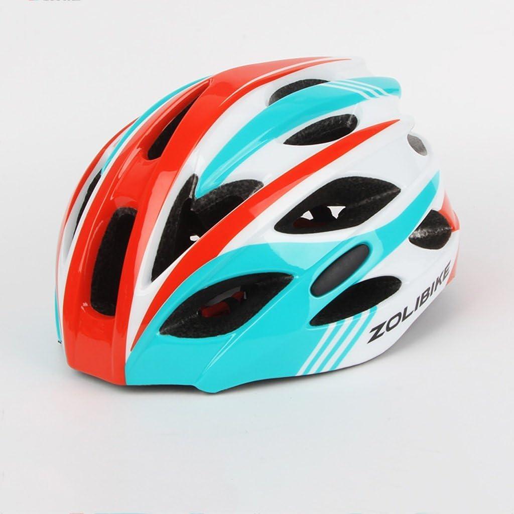 190g casco ultra ligero de la bici del flujo de aire de la calidad del peso superior para el camino y Mountain Biking - cascos certificados de la bicicleta de la seguridad para los hombres y las mujer