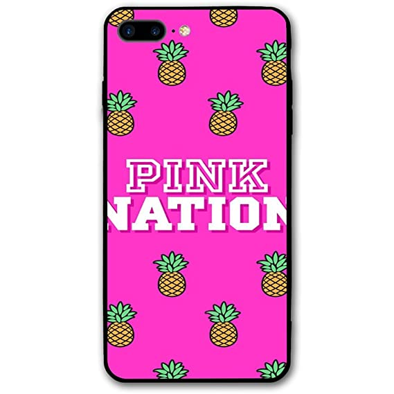 info for 6f176 890fb Amazon.com: NEST-Homer PINK Nation Pineapple IPhone 8PLUS Case Slim ...