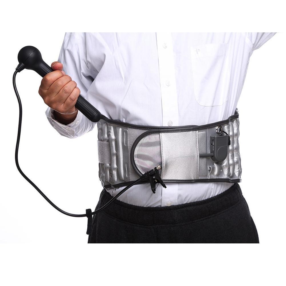 LPY-Hot Compress Lumbar Support Lumbar Disc Herniation Massager Spinal Air Traction Back Belt