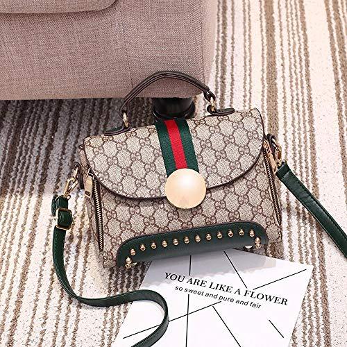 Package PU D Hongge Retro Lady Small Fashion Bag Ladies Shoulder Bag Bag Single Messenger xqv4wzS