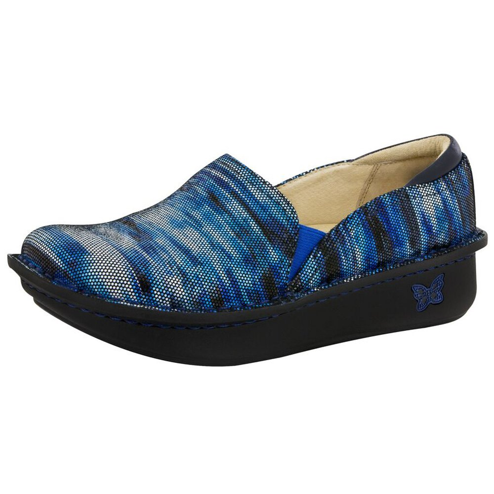 Alegria Debra Women's Slip On 35 M EU Navy