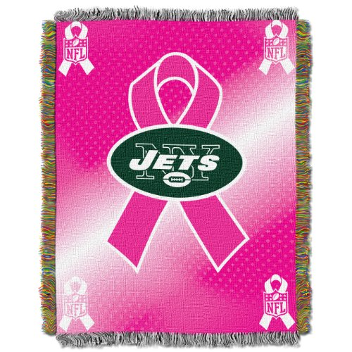 Jets breast cancer coach
